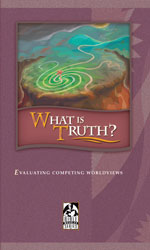 cover of What is Truth?