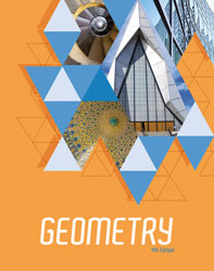 Geometry, 4th ed. Textbook