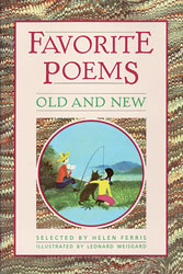 Favorite Poems Old and New