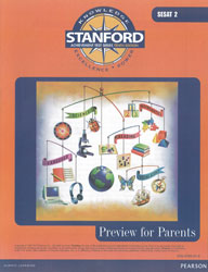 K5 Stanford Preview for Parents: SESAT 2