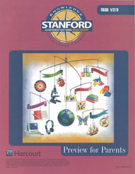 Stanford Preview for Parents (Grades 9-12): TASK 1/2/3