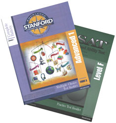 Stanford & OLSAT Grade 7 Spring-Grade 8 Fall (Advanced 1/F, test combo)