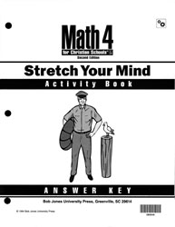 Math 4 Stretch Your Mind Activity Book Answer Key