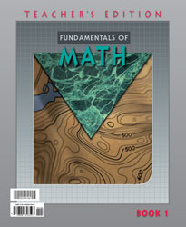 Fundamentals of Math Teacher's Edition (2 volumes)