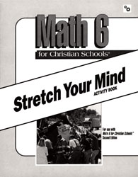 Math 6 Stretch Your Mind Activity Book (2nd ed.)