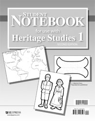 Heritage Studies 1 Student Notebook (2nd ed.)