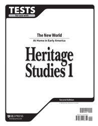 Heritage Studies 1 Tests (2nd ed.)