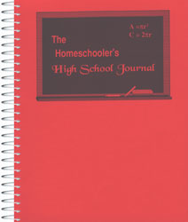 The High School Home Schooler's Journal