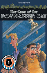 The Case of the Dognapped Cat