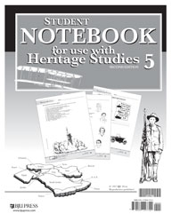 Heritage Studies 5 Student Notebook (2nd ed.)