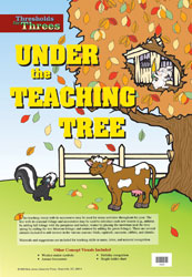 Thresholds for Threes: Under the Teaching Tree Visuals