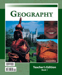 Geography Teacher's Edition (2nd ed.)