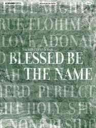 Blessed Be the Name (advanced piano solos)