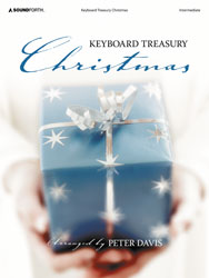 Keyboard Treasury Christmas (intermediate piano solos)