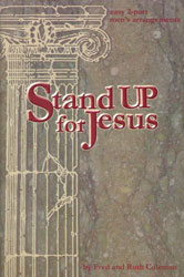 Stand Up for Jesus (men's easy two-part)