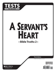 Bible Truths 2 Tests (5 pk) (3rd ed.)