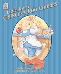Little Bear's Crunch-A-Roo Cookies