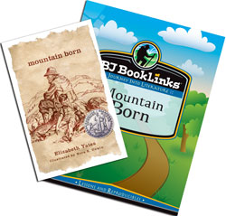 BJ BookLinks: Mountain Born Set (guide & novel)