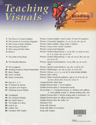Reading 3 Teaching Transparencies (2nd ed.)