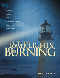 Let the Lower Lights Be Burning (intermediate piano solos)