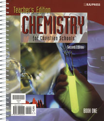 Chemistry Teacher's Edition (2nd ed.)