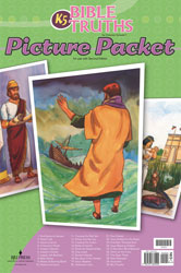 Bible Truths K5 Teacher's Picture Packet (Updated Version; 2nd ed.)