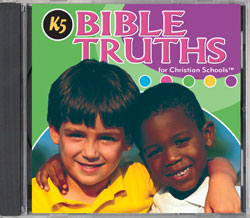 Bible Truths K5 CD (2nd ed.)