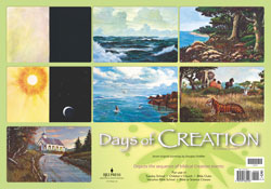 Bible Truths K5 Days of Creation Visuals (2nd ed.)