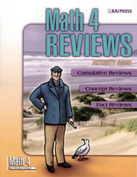 Math 4 Reviews Activity Book