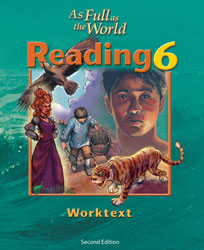 Reading 6 Student Worktext (2nd ed.)