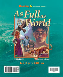 Reading 6 Teacher's Edition (2nd ed.)
