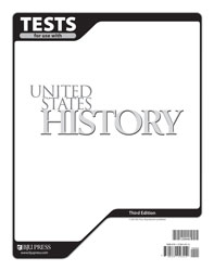 United States History Tests (3rd ed.)