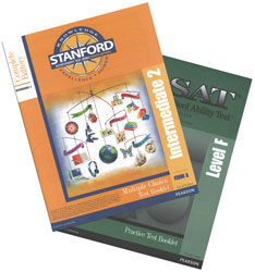 Stanford & OLSAT Grade 6 Fall (Intermediate 2/F, test combo)