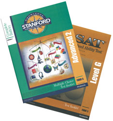 Stanford & OLSAT Grade 9 Fall (Advanced 2/G, test combo)