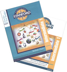 Practice Test Stanford Kit: Grade 4 Spring-Grade 5 Fall (Intermediate 1, teacher & student)