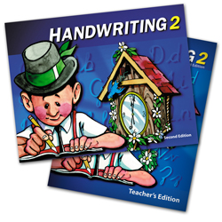 Handwriting 2 Subject Kit