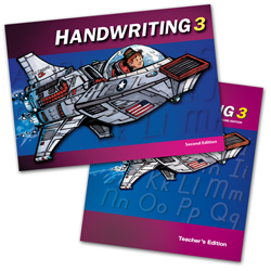 Handwriting 3 Subject Kit