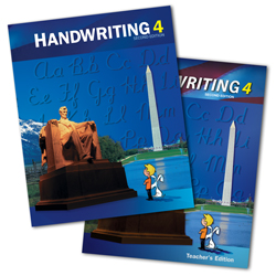 Handwriting 4 Subject Kit