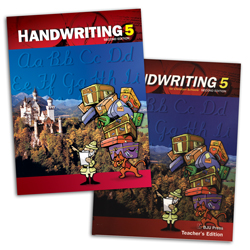 Handwriting 5 Subject Kit