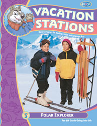 Vacation Stations: Polar Explorer (for rising 5th graders)