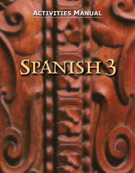 Spanish 3 Student Activities Manual