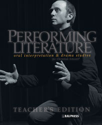 Performing Literature Teacher's Edition