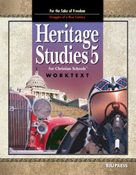 Heritage Studies 5 Student Worktext (2nd ed.)