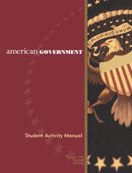American Government Student Activities Manual (2nd ed.)