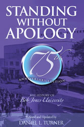 Standing Without Apology (hardcover)