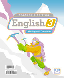 English 3 Teacher's Edition with CD (2nd ed.)