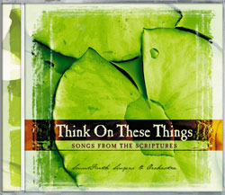 Think on These Things (CD)