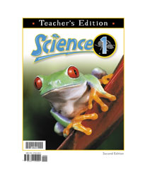 Science 1 Teacher's Edition (Updated Version; 2nd ed.)