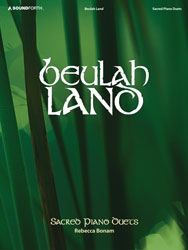 Beulah Land (early adv. piano duets/4 hands, 1 piano)