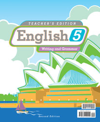 English 5 Teacher's Edition with CD (2nd ed.)